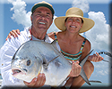 Flats fishing in Key West Florida Keys with Dream Catcher Charters