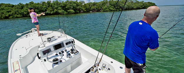 Florida Keys Backcountry Fishing