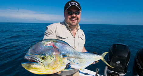 Split or shared head boat fishing charters key west for Deep sea fishing key west florida